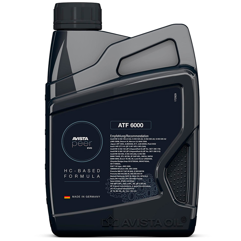 Peer evo atf 6000 1l original